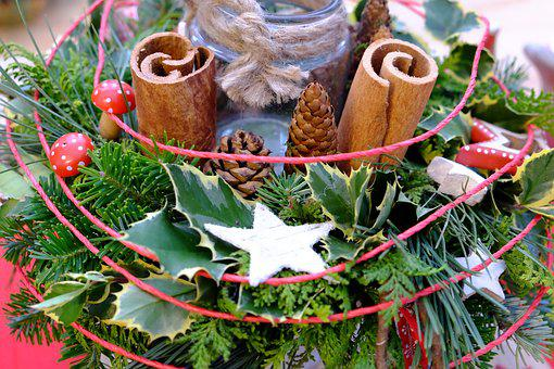 Christmas, Christmas Wreath, Xmas, Christmas Decoration