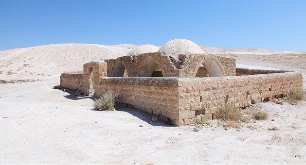 Nabi Musa, Israel, Judean, Desert, Muslim, Nabi