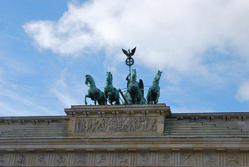 Berlin, Germany, Landmark, City, Europe, Architecture