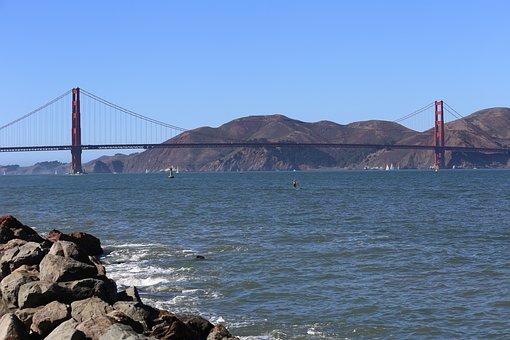 Golden, Gate, Bridge