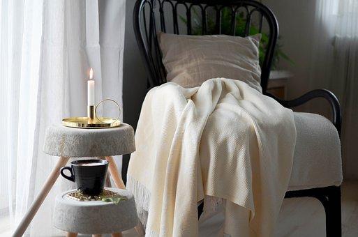 Hygge, Living Room, Living-room, Cozy, Decoration, Room
