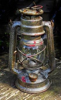 Lamp, Lantern, Kerosene Lamp, Light, Kerosene Lantern