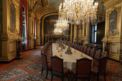 Louvre, Museum, Napoleon Iii, Paris, France, Art