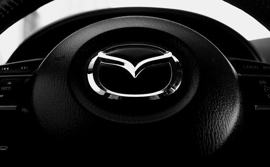 Steering Wheel, Mazda Cx5, Mazda, Car, Auto