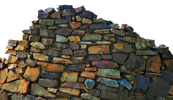 Wall, Natural Stones, Masonry, Stone Wall, Stones, Old