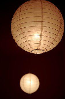 Lantern, Replacement Lamp, Sphere, Light, Decoration