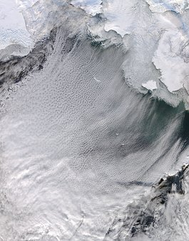 Glacier, Orbital, Satellite
