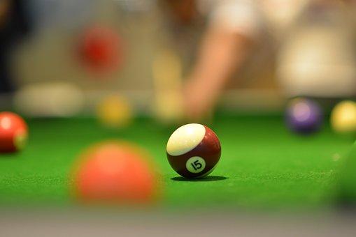 Billiards, Table, Entertainment