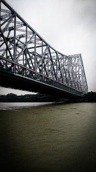 Travel, Bridge, Travel Stories, Howrah, Rivers, Steel