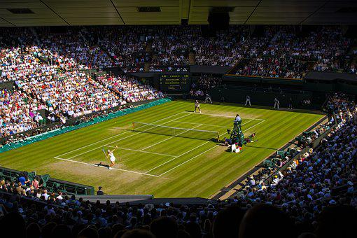 Wimbledon, Final, Tennis, Centre Court, Sport, Women