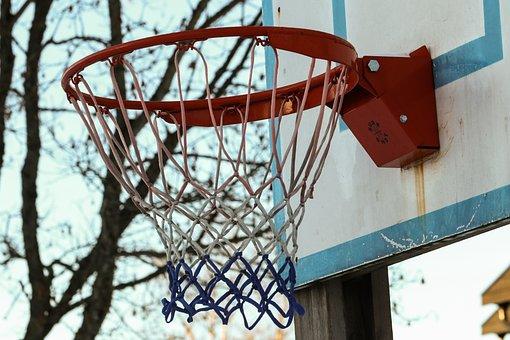 Basket, Basketball, Sport, Game