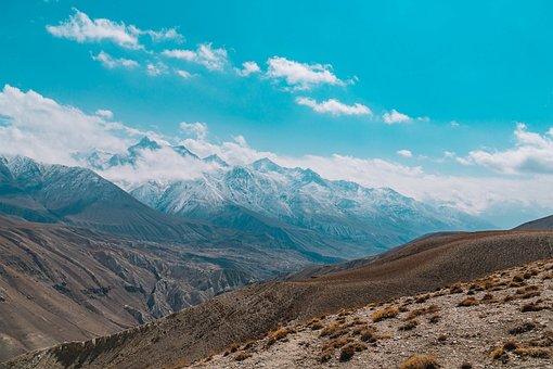 Wonders, Landscape, Mountain, Blue Sky