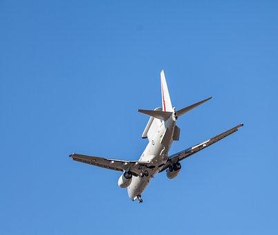 Plane, Boeing 737-7es Wedgetail, Australia