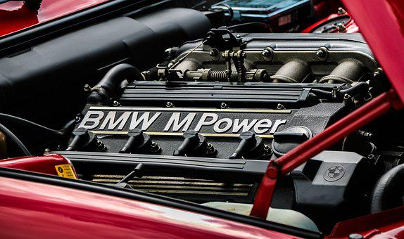 Bmw M3 E30, Engine, Car, Motor, Vehicle, Car Engine