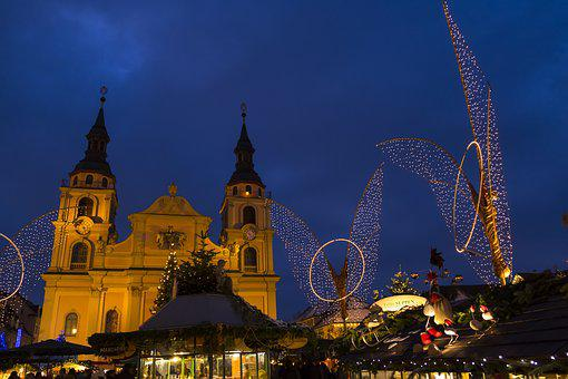 Christmas Market, Christmas, Christmas Time, Advent