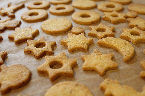 Cookie, Ausstecherle, Bake, Dough, Baked, Cookie Cutter