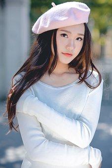 Girl, The Hat, Sunny, Vietnam