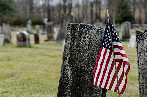 Church, Tombstone, Graveyard, Grave, Cemetery, Stone