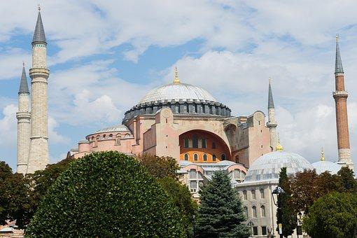 Istanbul, Ayasofya, Hagia Sophia, Bosphorus, Mosque