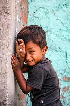 India, Kids, Hills, Portrait, Boy, Culture, Happy