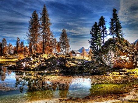 Dolomites, Mountains, Italy, Alpine, Alpine Panorama