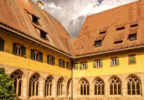 Monastery, Klosterhof, Historically, Places Of Interest