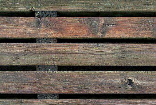 Wood, Planks, Bench, Texture, Wooden, Timber, Material