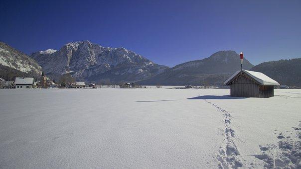 Altausseersee, Altaussee, Lake, Styria, Water