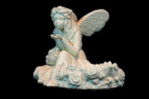 Angel, Angel Figure, Luck, Sweet, Grace, Christmas