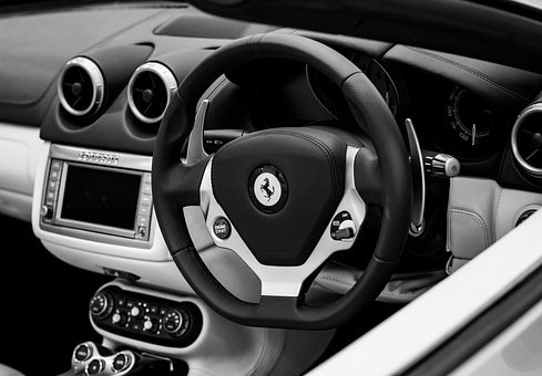 Ferrari California, Car, Vehicle, Auto, Automobile