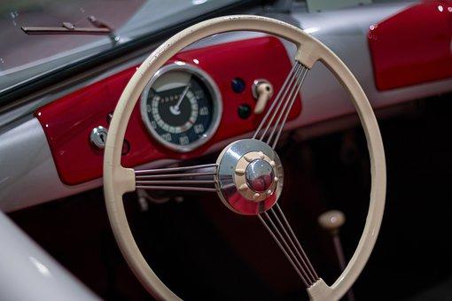Porsche, Classic, Chrome, Collector's, Elegance