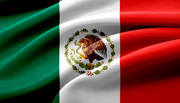 Mexican Flag, Flag, Mexico, Coat Of Arms, Aguila