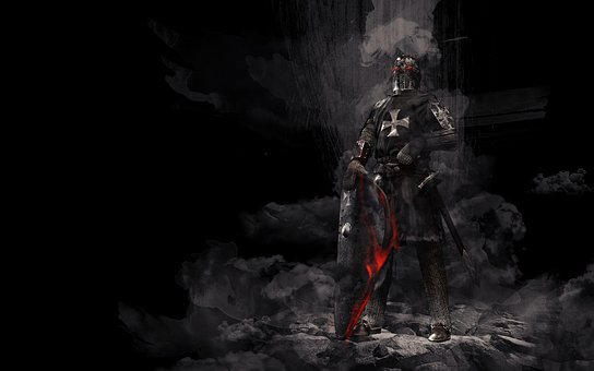 Knight, Middle Ages, Armor, Crusader