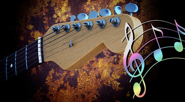 Guitar, Electric Guitar, Music, Stringed Instrument
