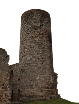Tower, Defensive Tower, Castle, Historically, Fortress