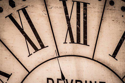 Clock, Time, Time Clock, Hour, Minute, Face, Watch