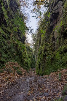 Lud's Church, Natural Chasm, Landscape