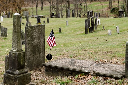 Grave, Cemetery, Tombstone, Burial, Monument