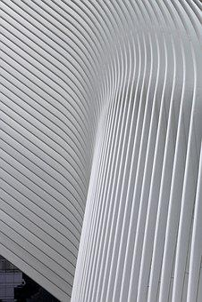 New York, Calatrava, Museum, Architecture, Travel