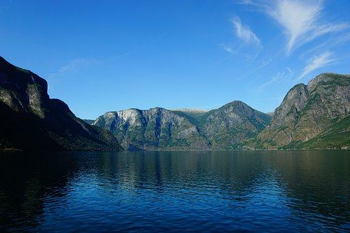 Norway, September, Mountains, Scandinavia, Norwegian