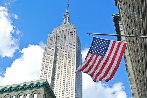 Building, New York, Skyscraper, Architecture