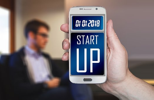 Smartphone, Start Up, Freelancer, Company, Start