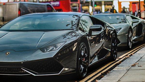 Lamborghini Huracan, Aventador, Supercar, Supercars