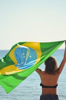 Brazil, Girl, Ipanema, Brazilian, Woman, Travel, People