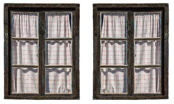 Window, Old, Old Window, Historically, Architecture