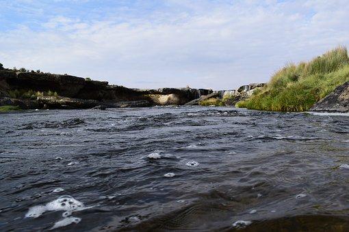 River, Cataract, Water, Niagara River, Niagara, Canada
