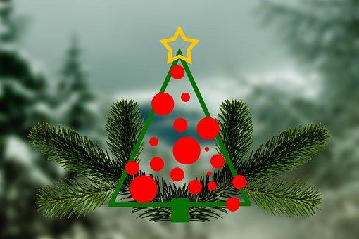 Christmas, Christmas Tree, Christmas Time