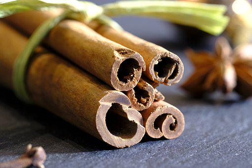 Cinnamon, Cinnamon Stick, Anise, Star Anise, Cloves