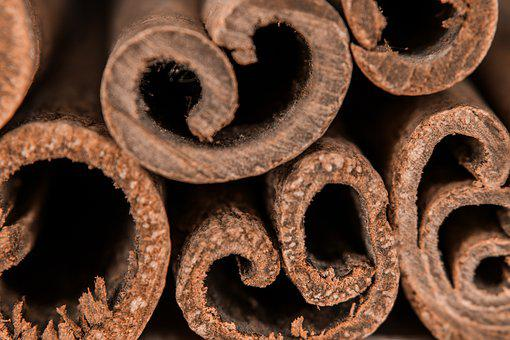 Cinnamon, Spice, Cinnamon Stick, Brown, Christmas, Rod
