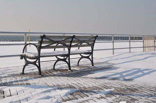 Winter Wonderland, Winter, Snow, Cold, December, Scene